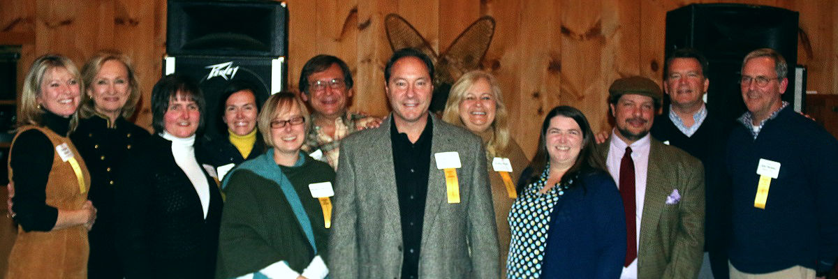 Annual Meeting and Celebration recognizes Chamber Board Leadership