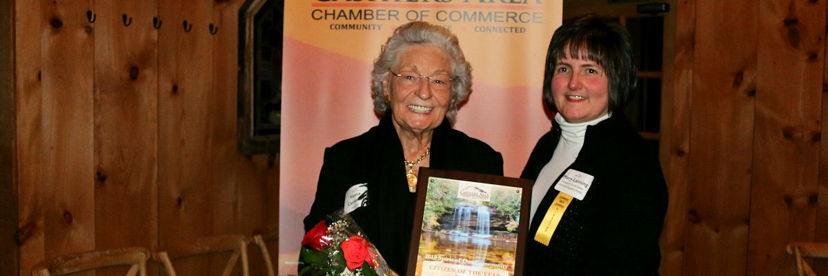 Chamber Announces Spirit of Our Community Award Winners
